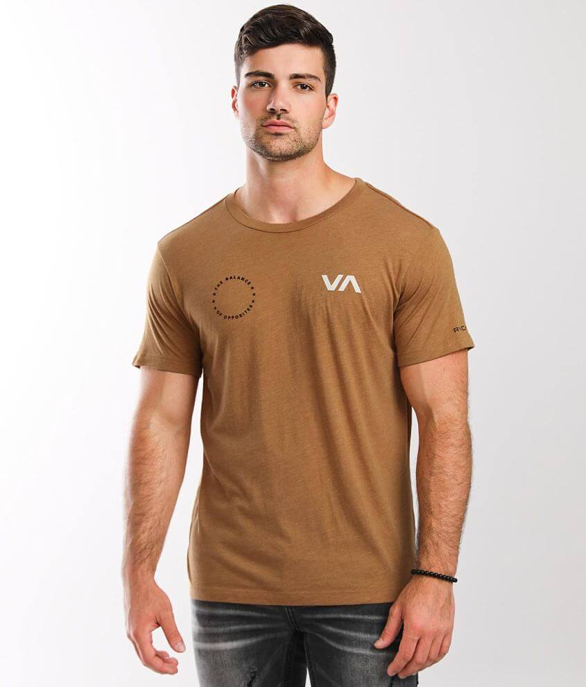 RVCA Stealth Seal T-Shirt front view