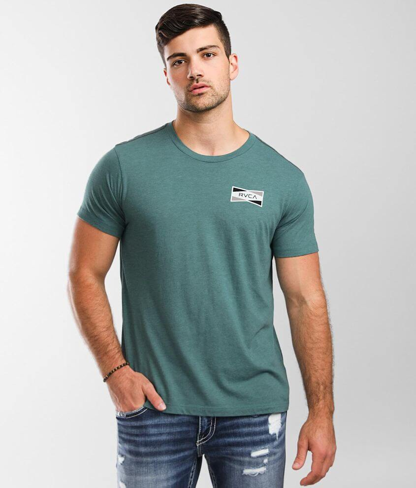 RVCA Sax T-Shirt front view