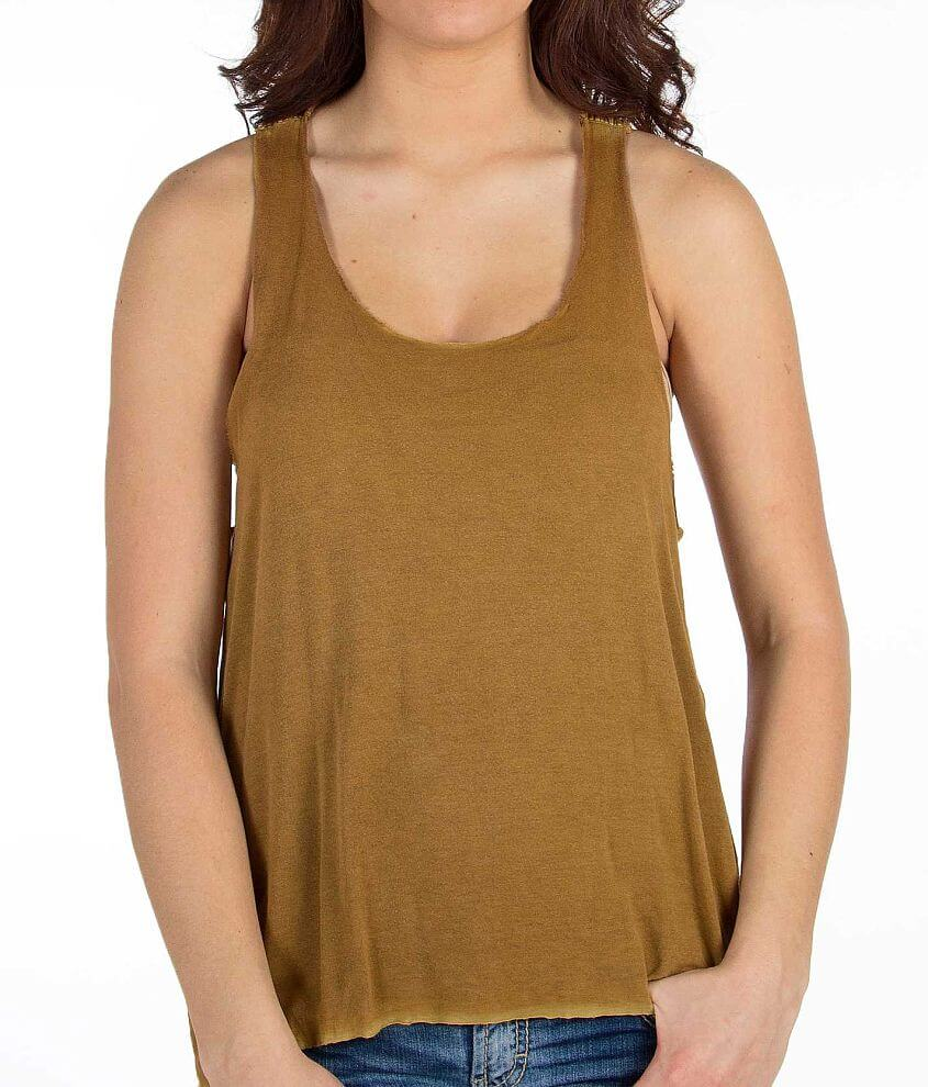 RVCA Forage Tank Top front view
