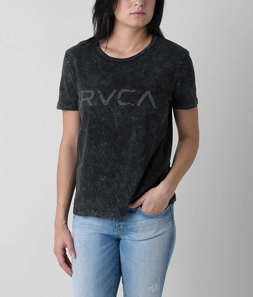 RVCA Glow T-Shirt front view
