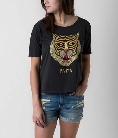 RVCA Bolt Tiger T-Shirt