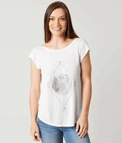 RVCA Galaxy T-Shirt