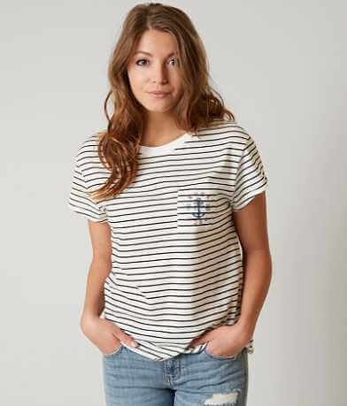 RVCA Sea Pocket T-Shirt
