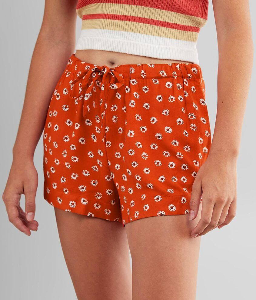 RVCA New Yume Floral Short front view