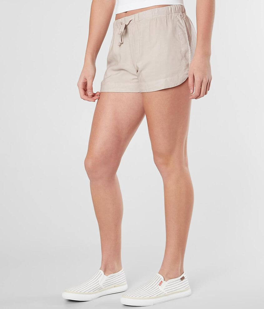 RVCA New Yume Casual Short front view
