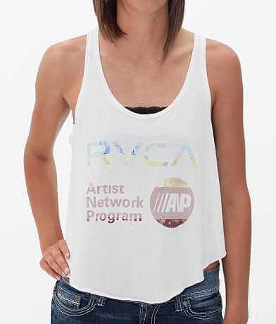 RVCA Color Study Tank Top