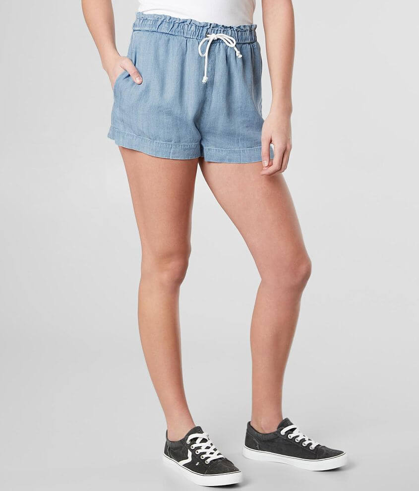 RVCA I'm Listening Casual Short front view