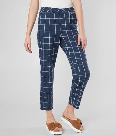 RVCA Hey Now Grid Trouser Pant