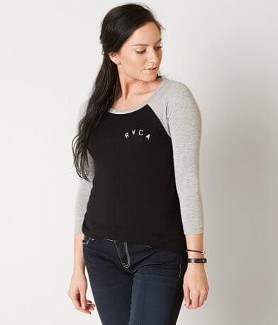 RVCA Skull Seal T-Shirt