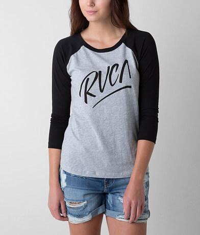 RVCA Sid Script T-Shirt