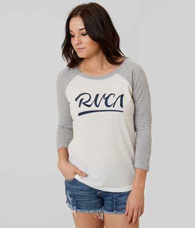 RVCA Notebook T-Shirt