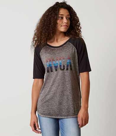 RVCA Track T-Shirt