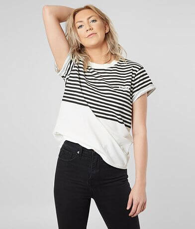 RVCA House Stripe T-Shirt