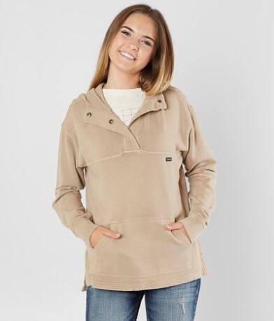 RVCA RackedHooded Sweatshirt