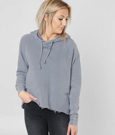 RVCA Pisces Cropped Sweatshirt