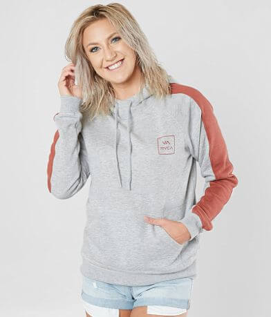 RVCA All The Way Hooded Sweatshirt