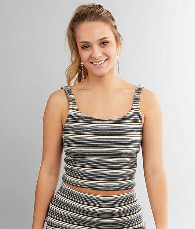RVCA Margot Cropped Tank Top