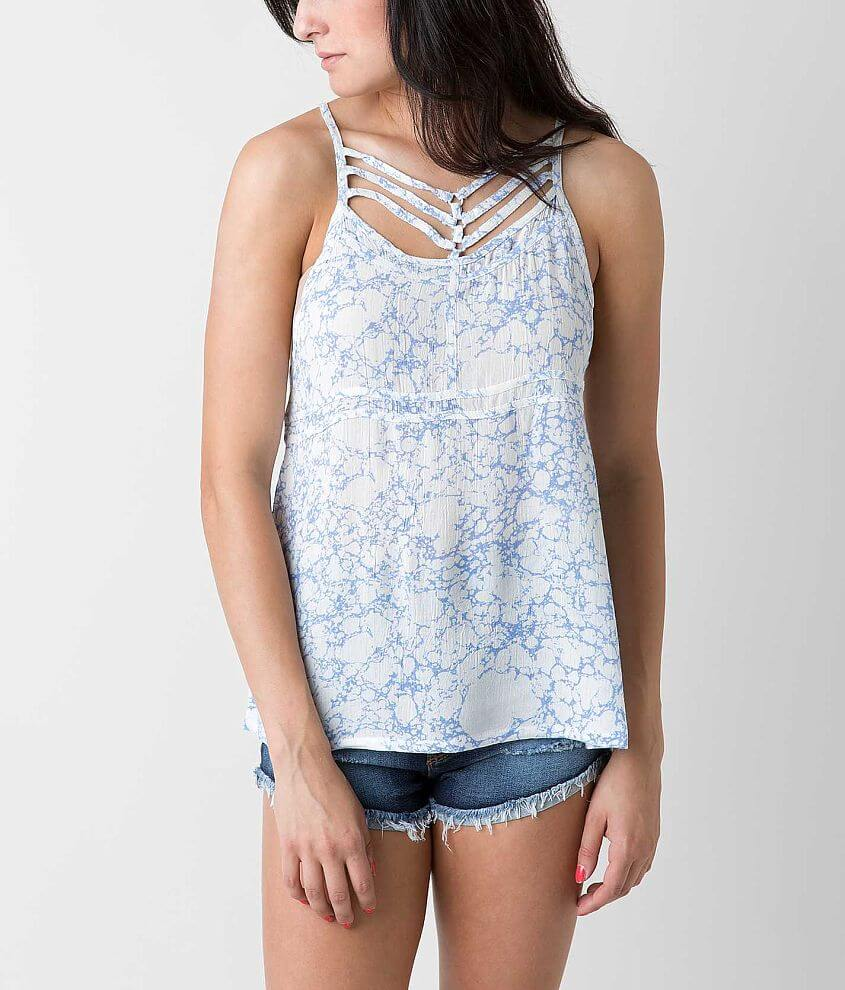 RVCA Younger Days Tank Top front view