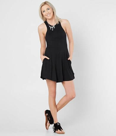 RVCA Iris High Neck Dress