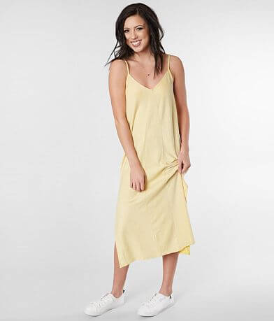 RVCA Layla Knit Midi Dress