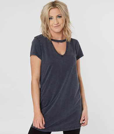 RVCA Run The Show Tunic Top