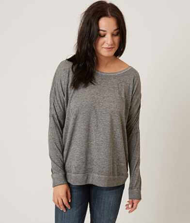 RVCA Label Dolman Sweatshirt