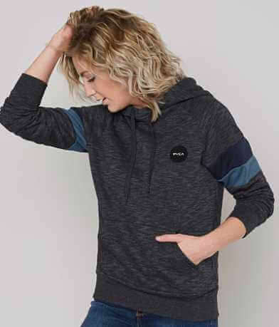 RVCA Motors Hooded Sweatshirt