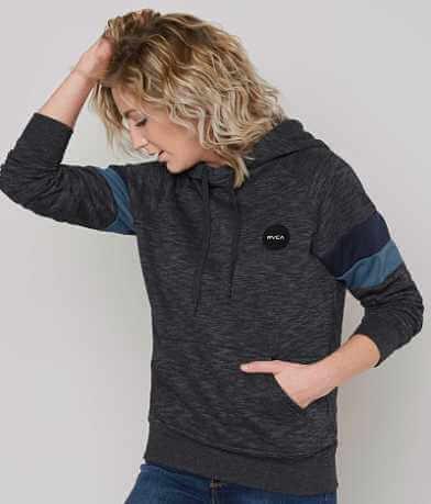 RVCA Motors Hooded Sweatshirt