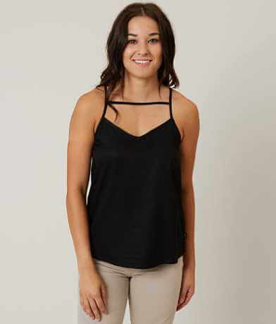 RVCA Crossed Out Tank Top