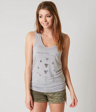 RVCA Baxter Phases Tank Top