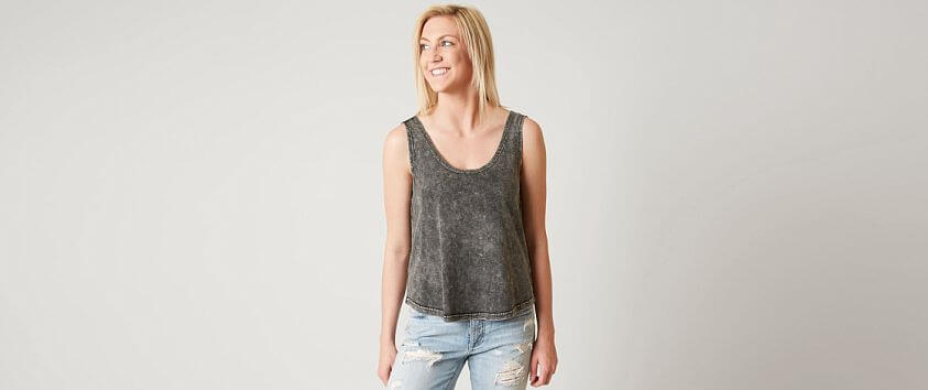 RVCA Leg Up Tank Top front view