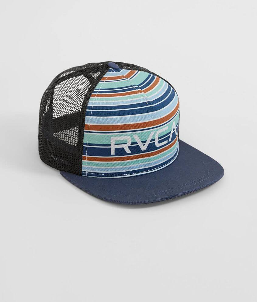 RVCA Series Trucker Hat front view
