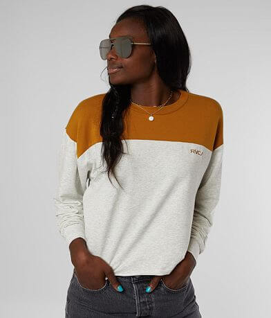 RVCA Sophomore Color Block Pullover