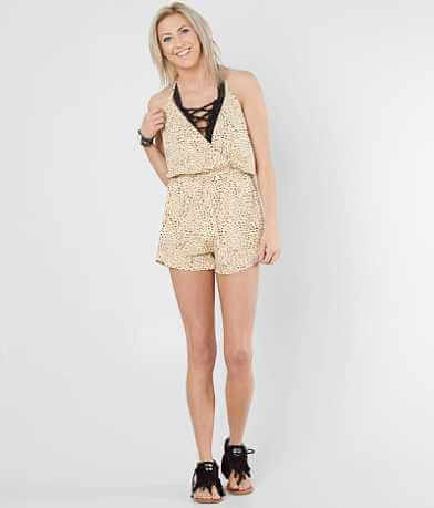 RVCA Fierceness All Over Romper