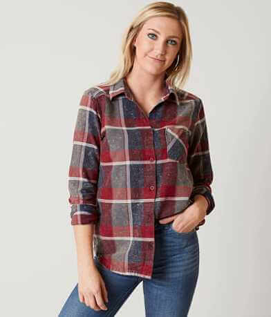 RVCA Pops Flannel Shirt