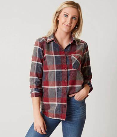 RVCA Pops Flannel Shirt