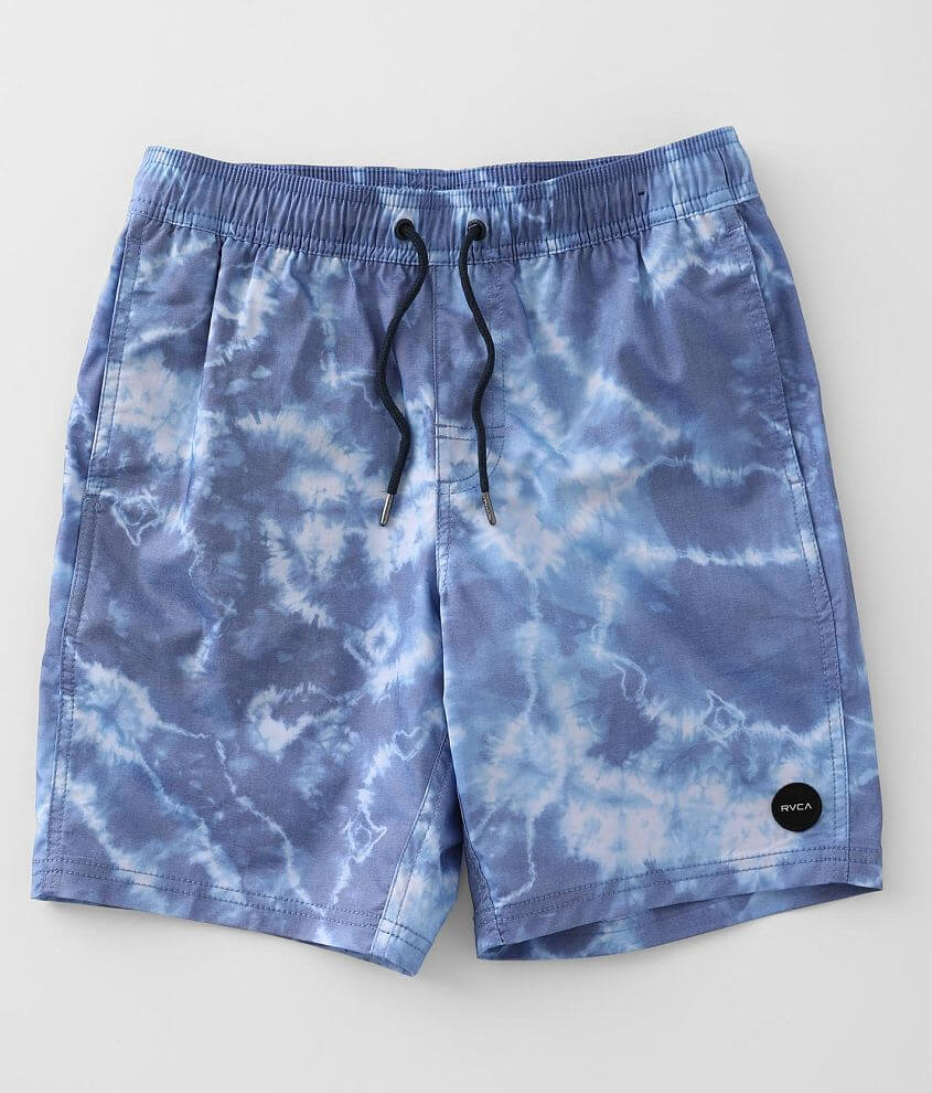 Boys - RVCA Controller Stretch Boardshort front view