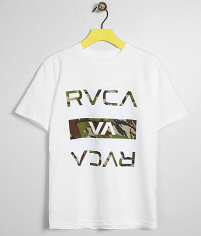 Boys - RVCA Filled T-Shirt