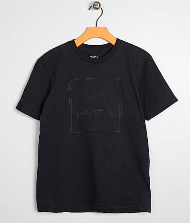 Boys - RVCA Pinner All The Way T-Shirt