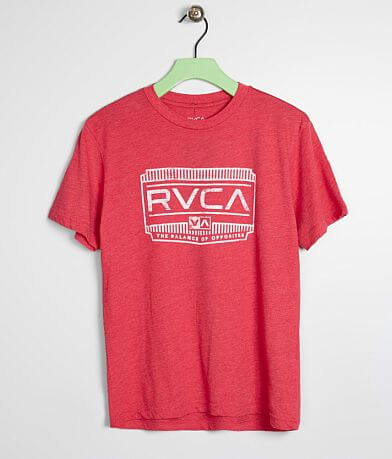 Boys - RVCA Woodwork 2 T-Shirt