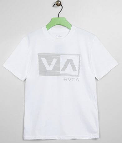 Boys - RVCA Glitch Box T-Shirt