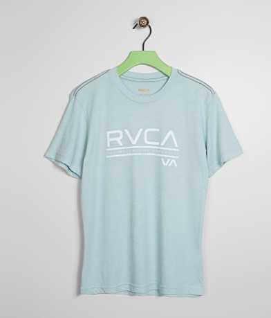 Boys - RVCA Distress Stripe T-Shirt