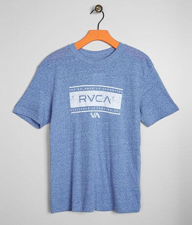 Boys- RVCA Double Opposite T-Shirt