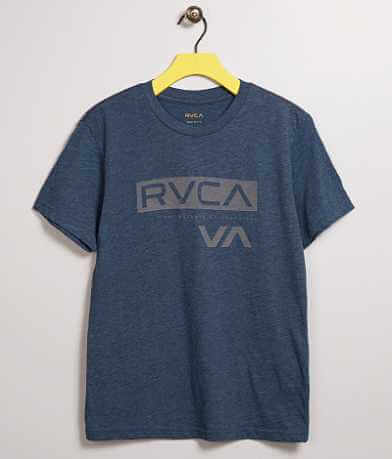 Boys - RVCA Black Bars T-Shirt