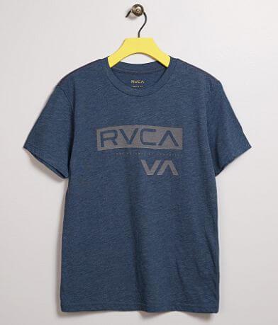 Boys - RVCA Black Bars T-Shirt