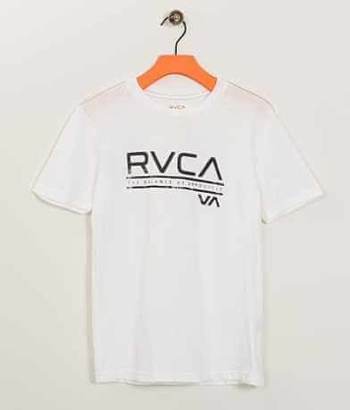 Boys - RVCA Distress T-Shirt
