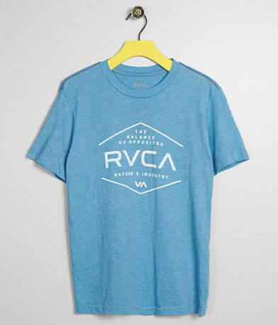Boys - RVCA Pure T-Shirt