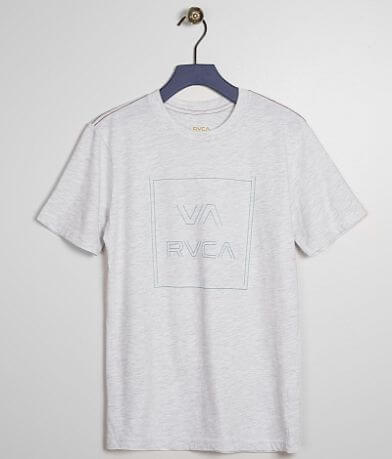 Boys - RVCA Pinner All The Wall T-Shirt