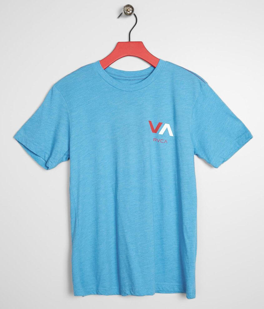 Boys - RVCA Connect T-Shirt front view