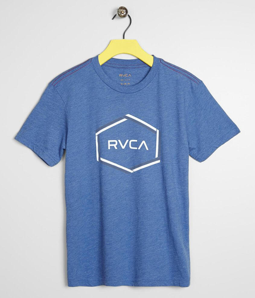 Boys - RVCA Hexest T-Shirt front view